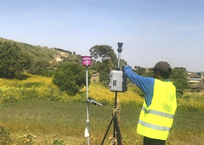 Noise and Air Quality Study at Stulu Moye Geothermal Project - TS Environment Technology Addis Ababa Ethiopia (12)