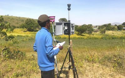 Noise and Air Quality Study at Tulu Moye Geothermal Project