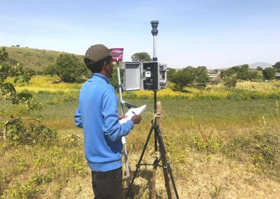Noise and Air Quality Study at Stulu Moye Geothermal Project - TS Environment Technology Addis Ababa Ethiopia (15)