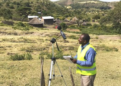 Noise and Air Quality Study at Stulu Moye Geothermal Project - TS Environment Technology Addis Ababa Ethiopia (19)