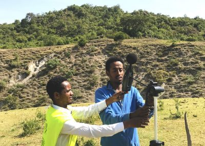 Noise and Air Quality Study at Stulu Moye Geothermal Project - TS Environment Technology Addis Ababa Ethiopia (20)