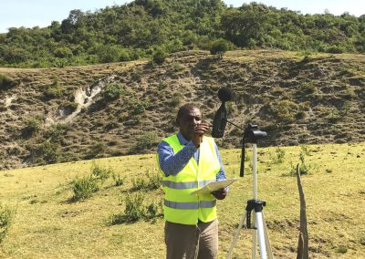 Noise and Air Quality Study at Stulu Moye Geothermal Project - TS Environment Technology Addis Ababa Ethiopia (21)