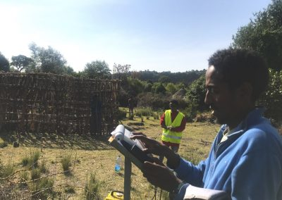 Noise and Air Quality Study at Stulu Moye Geothermal Project - TS Environment Technology Addis Ababa Ethiopia (8)