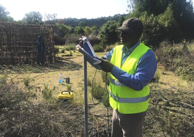 Noise and Air Quality Study at Stulu Moye Geothermal Project - TS Environment Technology Addis Ababa Ethiopia (9)